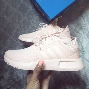 le adidas ghiaccio pinkathletic poshmark